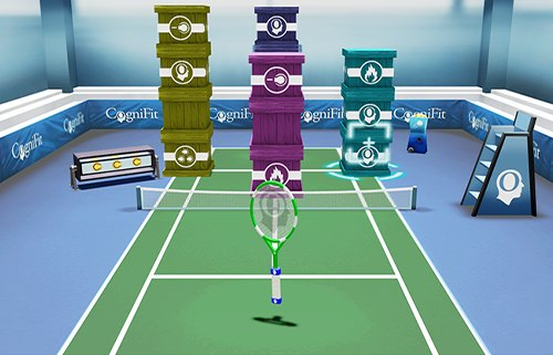 Tennis Caisses